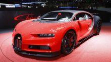 Bugatti boss says Chiron won't make top speed run