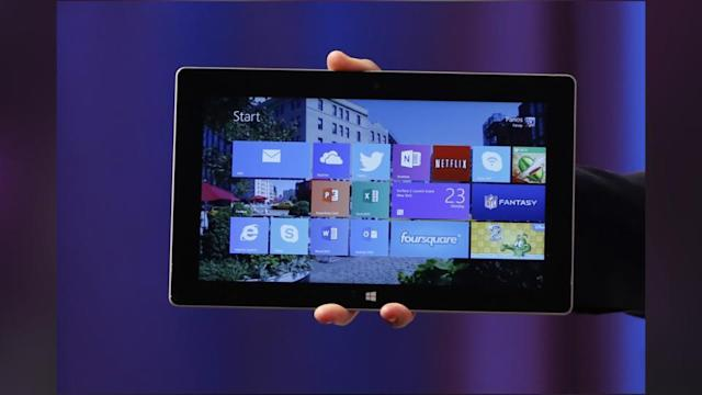 There's Only One Company Left Making Windows RT Tablets? And It's Microsoft