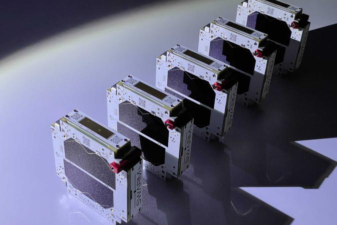 Swarm Technologies small satellites