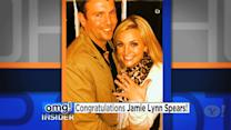 Jamie Lynn Spears Shows Off Engagement Bling