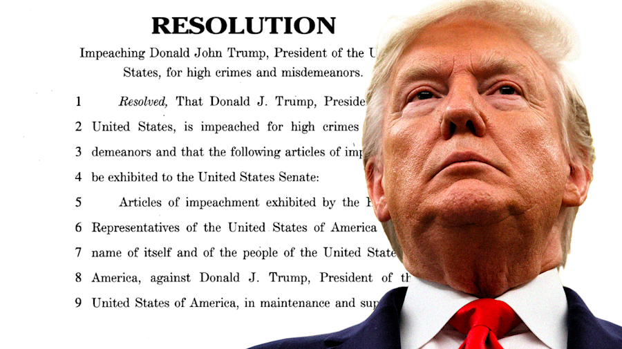Full text of the articles of impeachment