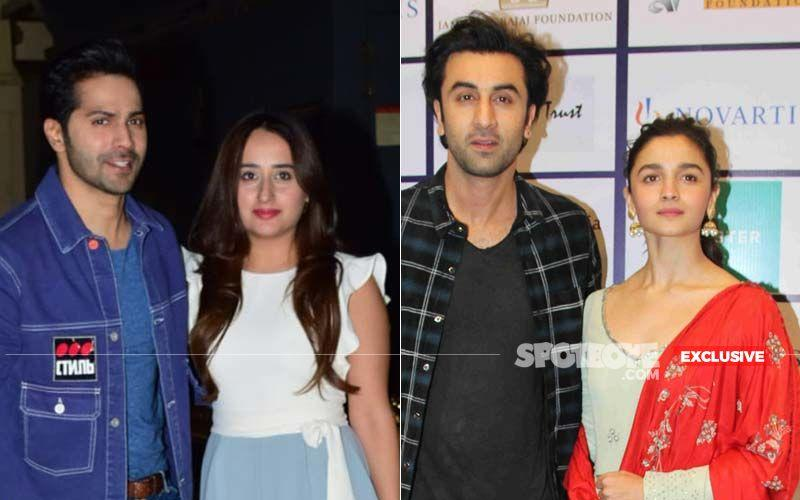 After Varun Dhawan-Natasha Dalal, No Star Marriages In 2021, Not Even Ranbir Kapoor And Alia Bhatt's? - EXCLUSIVE - Yahoo India News