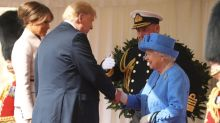 Did Donald Trump just insult the Queen?