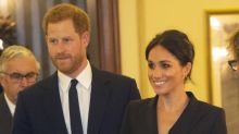 Meghan and Harry's new dog finally has a name -- and it's too cute