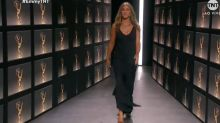 Jennifer Aniston Just Showed Up to the Emmys IRL in an Amazing LBD