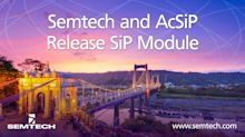 Semtech's LoRa Technology Integrated in AcSip's Module for IoT Applications