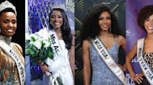 For the First Time, Miss America, Miss USA, Miss Teen USA, and Now Miss Universe Are All Black Women
