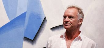Sting blasts leaders as 'cowards' about migration