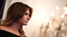Wegen ihres neuen Looks wird Melania Trump mit dieser Filmfigur verglichen