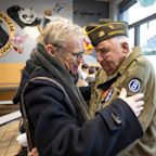 On Battle of the Bulge's 75th anniversary, WWII vets return to celebrate — and pay tribute