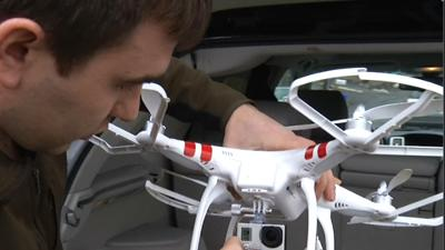 National Park Service Seeks to Ban Drones