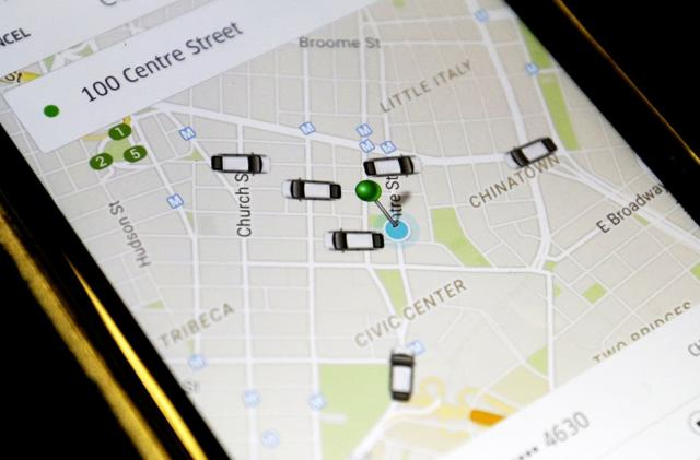 Uber's price cuts arrive for New York City passengers