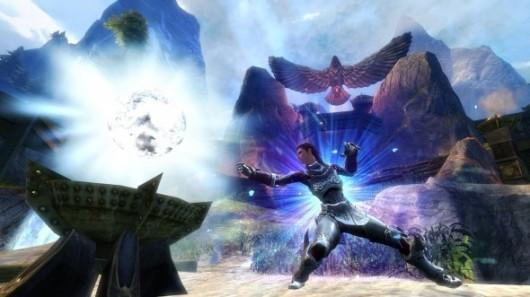 Guild Wars 2 cross-breeds a new PvP map