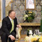 Pompeo says U.S. backs Saudi Arabia's 'right to defend itself'