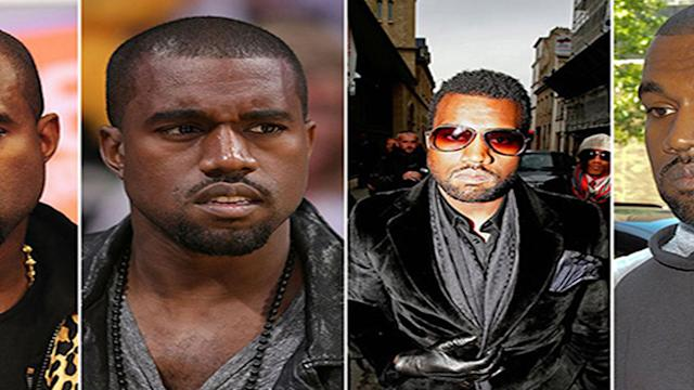 Kanye West Grumpiest Faces Birthday Special