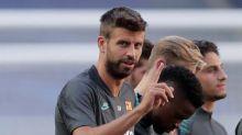 Fulham deny making bid for Barcelona defender Gerard Pique
