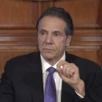 """Governor Cuomo """"frightened"""" by his brother's coronavirus diagnosis"""