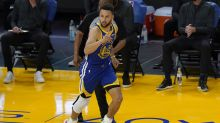 Stephen Curry passes Wilt Chamberlain as Warriors' all-time leading scorer on 53-point night