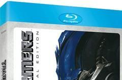 Transformers on Blu-ray revealed and dated