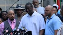 Wrongly convicted men speak of injustice after 'Central Park Jogger' settlement
