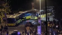 Istanbul car bomb injures some 20 police officers