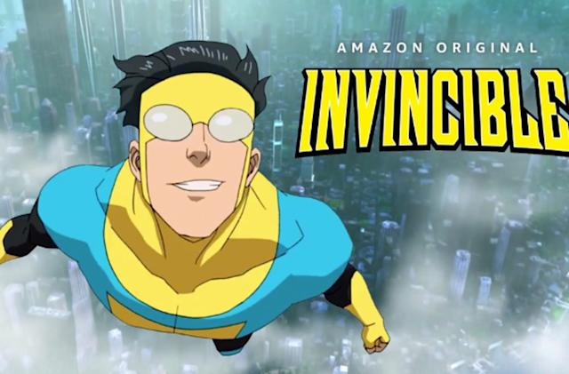 Amazon will start streaming Robert Kirkman's 'Invincible' on March 26th