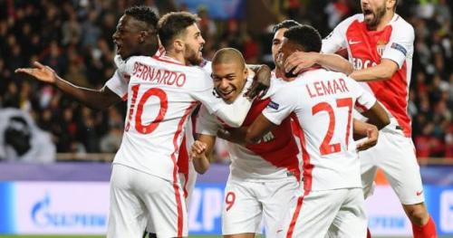 Foot - C1 - Monaco affrontera la Juventus Turin en demi-finale de la Ligue des champions