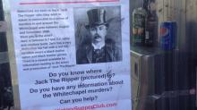 El escalofriante tour de Jack El Destripador en Londres
