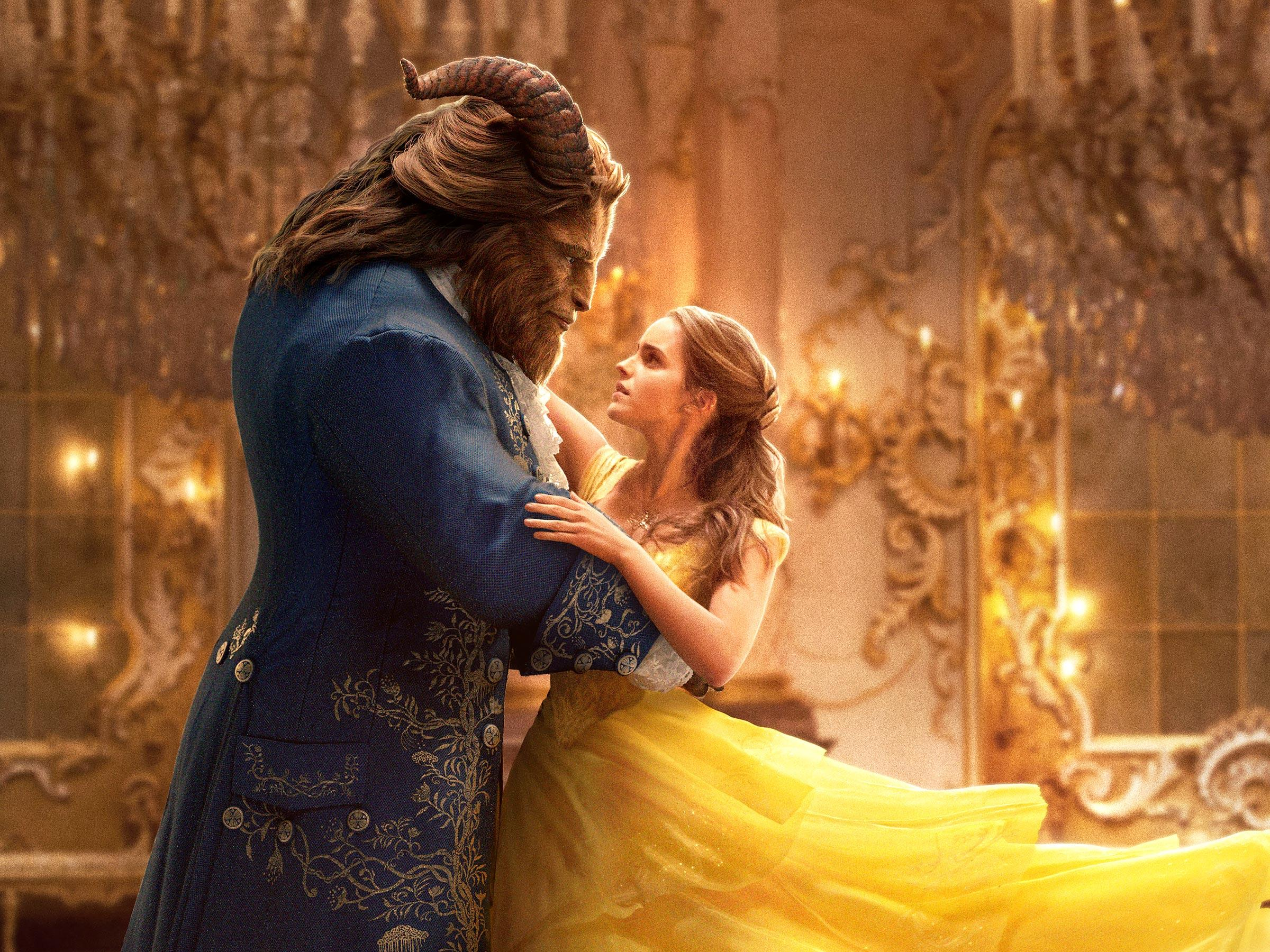 How Dan Stevens Transformed For His Beauty And The Beast Role