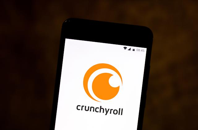 Sony's Funimation agrees to buy anime streamer Crunchyroll for $1.175 billion