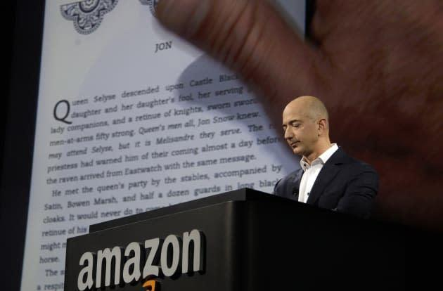 Amazon appeals directly to authors in ongoing e-book dispute