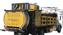 Kratos Participates in North Dakota's Innovation Day, Showcases Autonomous Truck-Mounted Attenuator