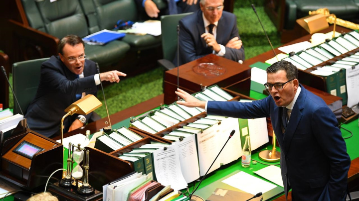 Vic lower house suspended due to COVID-19