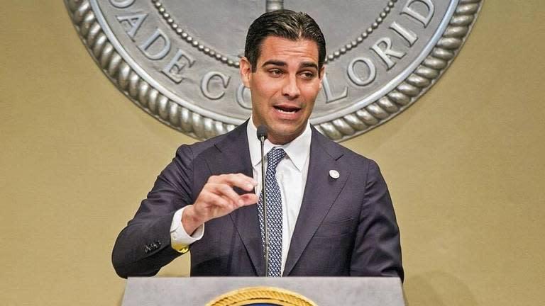 Miami Mayor says South Florida weeks away from coronavirus peak