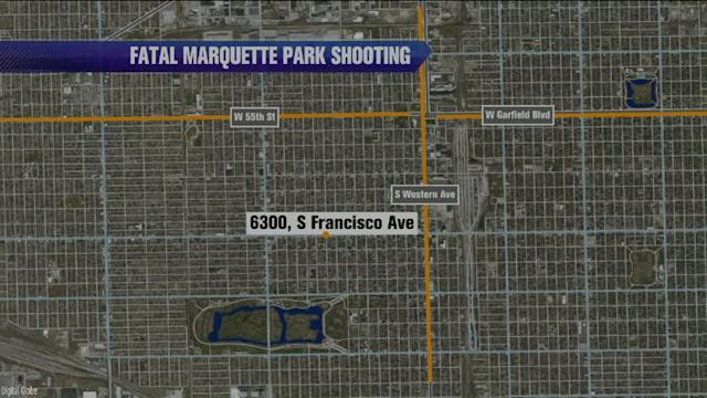Man shot to death in Marquette Park