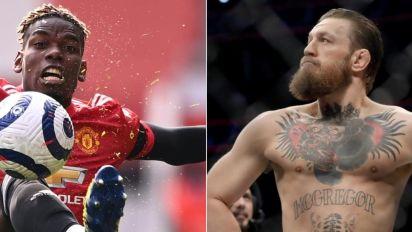 """""""Estoy pensando en comprar el Manchester United"""": Conor McGregor"""