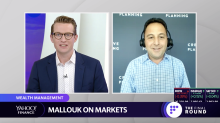 Peter Mallouk on how he's advising clients in today's market