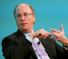 Larry Fink: 'The market will be higher in 10 years'