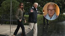 Manolo Blahnik thinks he knows why Melania Trump wore his heels to a disaster zone