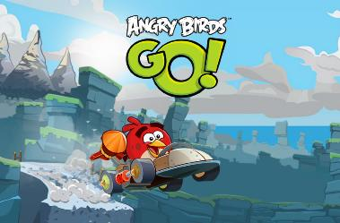 Angry Birds Go! kart racer now in the App Store