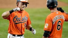Orioles tag Boston bullpen, end skid with 5-4 victory