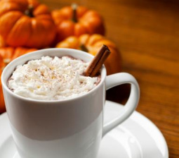 Here's When You Can Get a Pumpkin Spice Latte