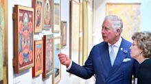 Family paintings and photographs from Prince Charles' private art collection to go on display