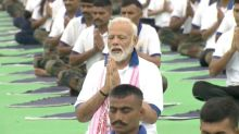 PM Narendra Modi on International Yoga Day: Yoga goes beyond colour, caste, creed; is for everyone