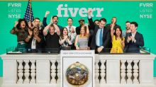 Fiverr breaks from gig-economy IPO curse, CEO says market 'is like e-commerce 20 years ago'