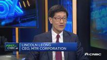 Despite UK deal, MTR CEO says Hong Kong still key market