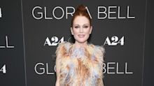Richard E. Grant says Julianne Moore was fired from 'Can You Ever Forgive Me?' over a 'fatsuit'