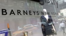 As Barneys struggles, fashion vendors try on alternative channels