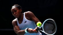 American Gauff finds her voice amid protest over racial injustice