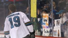 Joe Thornton's handling of Sharks exit 'classy to the end,' Pierre LeBrun says